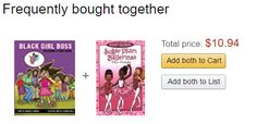 African American girl picture books combination discount on amazon - Sugar Plum Ballerinas and Black Girl Boss Coloring and Story Book.   Other books include:   Introducing Sophia Firecracker The Rain Stomper Crossing Jordan Adrienne Rich's Poetry Bad Hair Day And Still Peace Did Not Come A Memoir of Reconciliation Minty - A Story of Young Harriet Tubman Baby Flo: Florence Mills Lights Up the Stage In Her Hands: The Story of Sculptor Augusta Savage Monterey Mystery and Mischief The Summer…