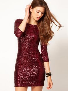 Holiday Party Dresses - Sexy Holiday Party Dresses Under 100 - Cosmopolitan