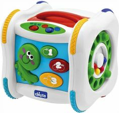 CHICCO TALKING CUBE Chicco presents a fun educational toy for your little one offered by shopit4me.com