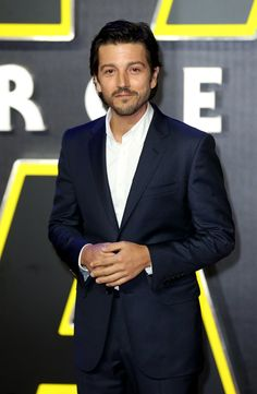 Pin for Later: Check Out the Full Cast of Rogue One: A Star Wars Story Diego Luna Variety confirmed that Luna would be joining the cast as a rebel fighter.
