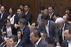法制案 反対派はこんなゲス  【拡散希望】 - BBの覚醒記録。無知から来る親中親韓から離脱、日本人としての目覚めの記録。