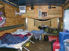 2004 Cargomate 16X7 enclosed hauler Cargo Trailer Camper, Cargo Trailers, Rv Campers, Camper Van, Bug Out Vehicle, Camping Ideas, Travel, Home Decor, Viajes