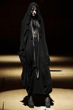 Morbid-eleganza: Barbara I Gongini Autumn/Winter 2011-12