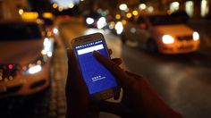 To delete or not to delete - that's the Uber question