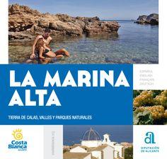 Guía de la Marina Alta de la Costa Blanca. En castellano, inglés, francés y alemán.  http://www.tuplancostablanca.com/guias/MarinaAlta.pdf