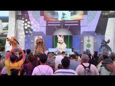 Dog Days of Summer Dance Party at Magic Kingdom Park | Walt Disney World | Disney Parks tami@goseemickey.com