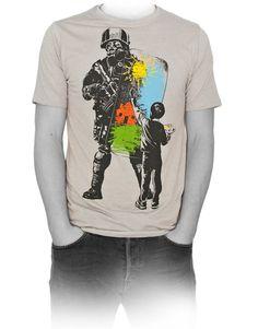 'Turmoil Painting' T-Shirt
