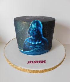 Star wars cake Star Wars Cake, Snow Globes, Cakes, Stars, Design, Decor, Decoration, Decorating, Dekorasyon