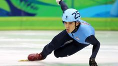 Apolo Ohno  . . The 19 Greatest U.S. Winter Olympians | NBC Olympics