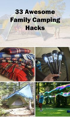 33 family camping tips and hacks. 33 family camping tips and hacks.,Camping 33 family camping tips and hacks. Related posts:Modern Stone Installation Tips - Amazing Cleaning Hacks - hacksLife Hacks You Needed to. Camping 101, Camping Hacks With Kids, Camping Glamping, Camping Supplies, Camping Survival, Camping And Hiking, Camping Life, Family Camping, Outdoor Camping