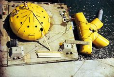 """Conshelf-II-Build  LINK=>ARTICLE """"Remains of an Underwater Habitat left by 1960s Sea Dwellers"""" INCLUDES A VIDEO AND LINK TO DOCUMENTARY ABOUT THIS EXPERIMENT"""