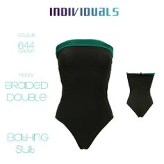 #bathing #suit #double #unique #handmade