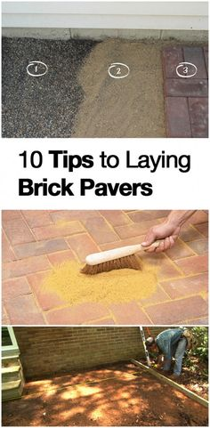 Brick pavers, how to lay brick pavers, backyard brick pathway, popular pin, garden pathway,yard and landscape pathway, outdoor living, DIY outdoor projects.