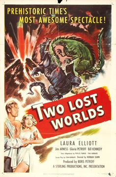 Two Lost Worlds (1951)