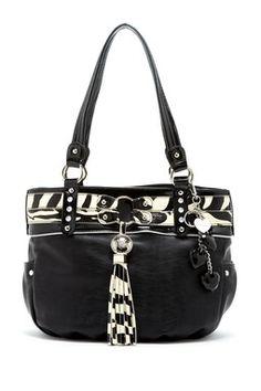 2248a13d7fca Kathy Van Zeeland Bling Belt Item Shopper Handbag Bling Belts