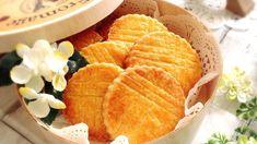 フランスのお菓子♡バターの香り豊かなガレット風クッキー♪お家で簡単に作れます‼︎|LIMIA (リミア)