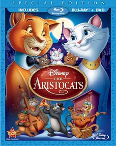 The Aristocats... Probably one of my favourite Disney movies!!!