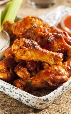 Spicy Hot Chicken Legs