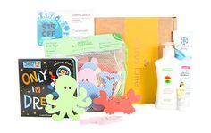"Bed and Bathtime Fun. ""We've found that the best cure for bedtime battles is playfulness, which is why we've created a box all about bedtime play. Have fun, and sweet dreams!"" Use code PINTEREST for 40% OFF off your 1st box."