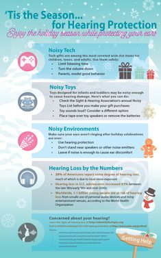​It's easy to protect kids' hearing while enjoying the best of the holidays. Here's what you can do: