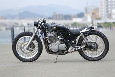 平和モーターサイクル - HEIWA MOTORCYCLE - | GB400 001 (HONDA)