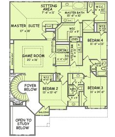 House Plans with Hidden Rooms and Passageways | Plan W54123BH: House Plans & Home Designs