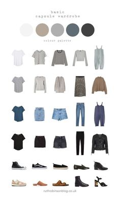 My first post about my capsule wardrobe journey. wardrobe My Basic Capsule Wardrobe Capsule Wardrobe Essentials, Capsule Wardrobe Women, French Capsule Wardrobe, Capsule Outfits, Fashion Capsule, Wardrobe Basics, Minimalist Wardrobe Essentials, Closet Basics, Minimal Wardrobe