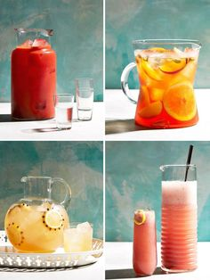 Bring in a Relief Pitcher—of Cocktails