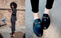 Los mocasines Gucci #BlogsAmigos - Dice la Clau
