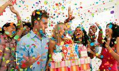 ПРАЗДНИК друзья-веселье-красота-шампанское-радость