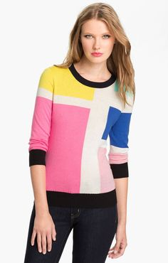 Meri Sweater pop art