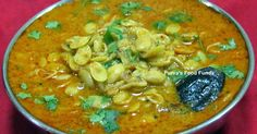 """Valache Birde/Bhirde/Birda is a classic Maharashtrian curry. It is most popular in our 'Kokan' (western coastal region of Maharashtra). Any single festival meal is not complete without """"Valacle Birde"""". This curry is most important part of our """"Naivedyam"""" thali."""