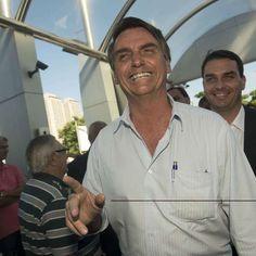 Campeão de votos no RJ, Bolsonaro quer a Presidência em 2018