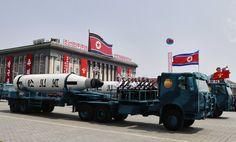 Expresso | Coreia do Norte avisa estar pronta a retaliar com armas nucleares