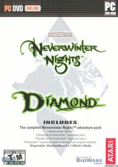 Il mio ultimo acquisto : Neverwinter Nights Diamond Edition. In attesa di Diablo III, sicuramente uno dei migliori RPG online in circolazione! a meno di 10 euro su Gog.com
