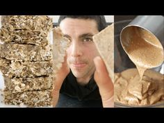 PEANUT BUTTER CRUNCH BARS | What I Eat For Breakfast On The Go !! - YouTube