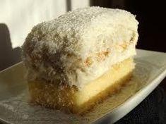 PRAJITURA RAFAELO - Eva.ro Deserts, Pudding, Food, Custard Pudding, Essen, Postres, Puddings, Meals, Dessert