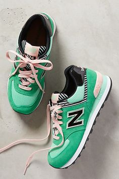 New Balance WL 574 Sneakers #anthrofave #anthropologie.com