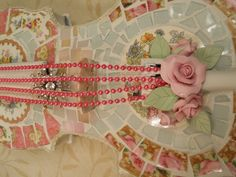 Upcycled, Recycled Vintage Art Pieces for Home | Handmade Jewlery, Bags, Clothing, Art, Crafts, Craft Ideas, Crafting Blog