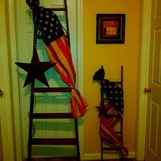 Country Americana decor