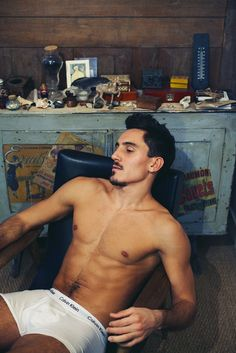 Charles Gaget by Sylvain Norget | Homotography