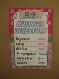 Doc McStuffins Birthday Party Ideas   Photo 1 of 47