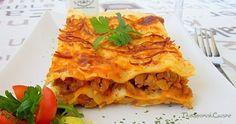 Meaty lasagna recipe with creamy homemade béchamel sauce. Easy-to-follow lasagna recipe!