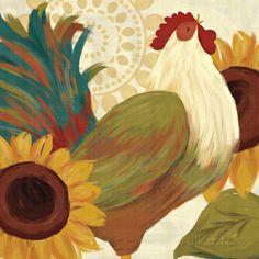 Spice Roosters I Pósters por Veronique Charron en AllPosters.es