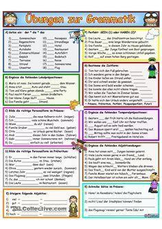 Grammatik_Übung&Wiederholung 1