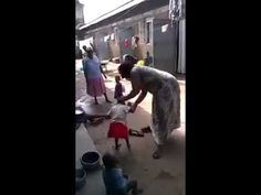 Step Mother Torturing a baby Blizz Uganda