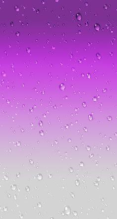 Purple-Raindrop-iphone-5-ios7-wallpaper-ilikewallpaper_com.jpg 744×1,392 pixels