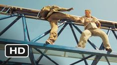 Casino Royale Movie CLIP - Parkour Chase (2006) HD. The best stunt in a James Bond movie.  Thanks to Daniel Craig.