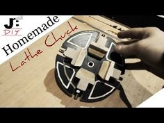 Homemade lathe chuck 4claws for woodwork - YouTube