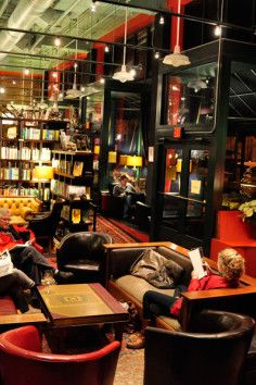 Battery Park Book Exchange